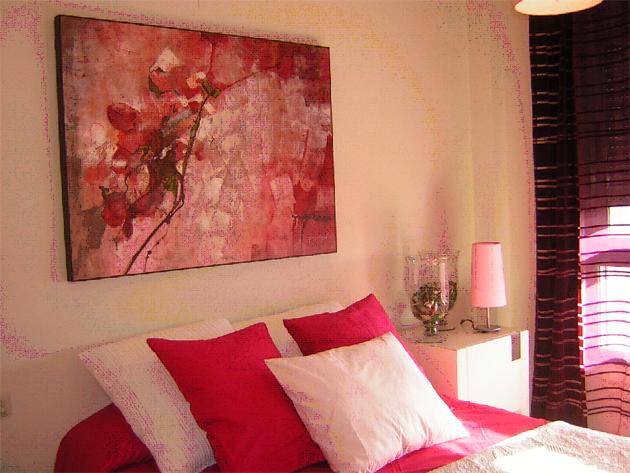 Dormitorio tu rinc n de ensue o de t a t urbincasa - Que cuadros poner en el dormitorio ...