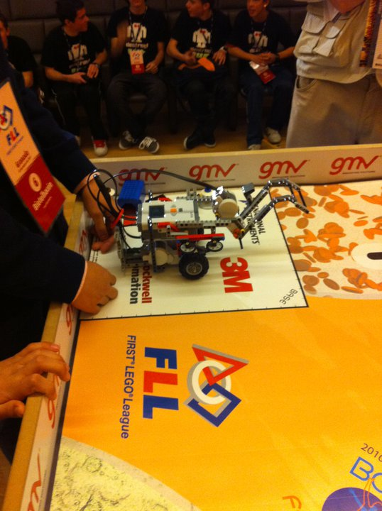 Urbincasa patrocina First Lego League Murcia