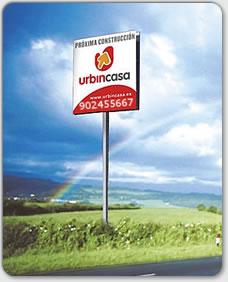 Proxima Contrucción viviendas Urbincasa