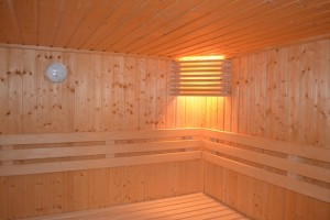 benefits of bathing in a sauna