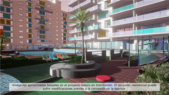 pisos en playa de San Juan