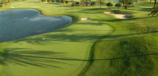 mejor complejo de golf