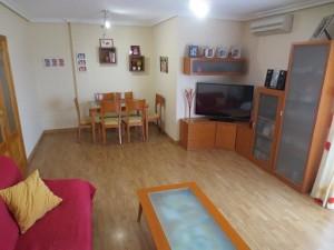 Salón piso la Vaguada Cartagena