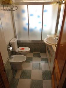 Baño piso La Vaguada Cartagena