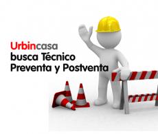 Técnico preventa y postventa sector promoción inmobiliaria