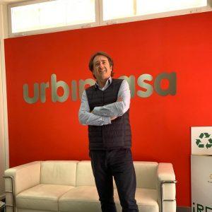 Urbincasa's General Manager, Francisco Cervantes