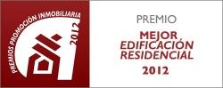 Premio Edificación Residencial Zarzuela en Cartagena