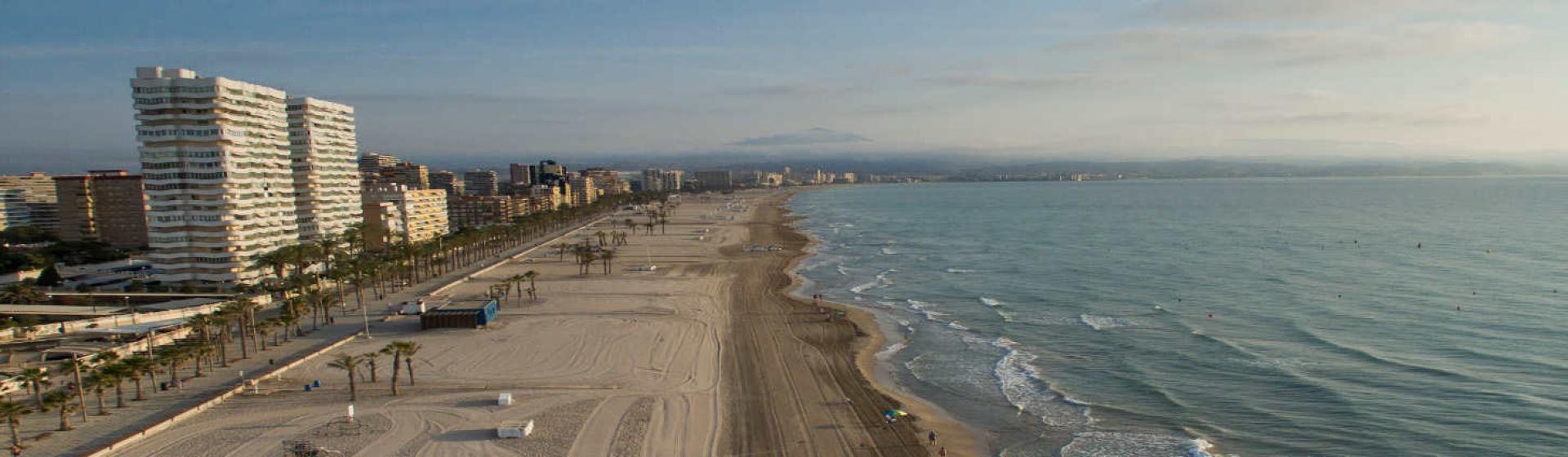Seacolors pisos en playa de san juan con vistas al mar for Pisos en san juan de alicante