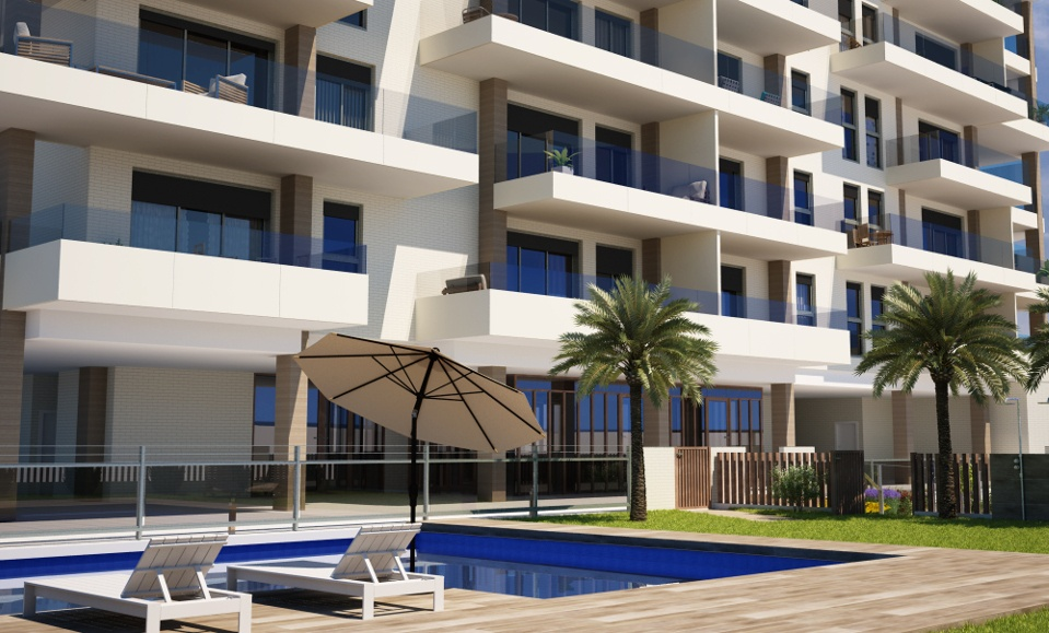 Residencial Noray - Alicante