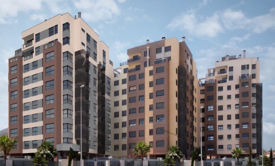 Residencial Zarzuela 3 - Cartagena