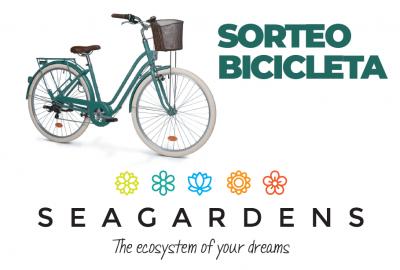 Sorteo bici Segardens Julio 2021
