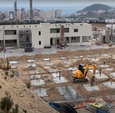 Avance obras marzo 2021 - Fase 2