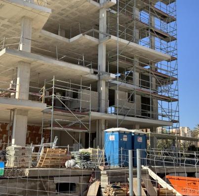 Avance obras mayo 2021