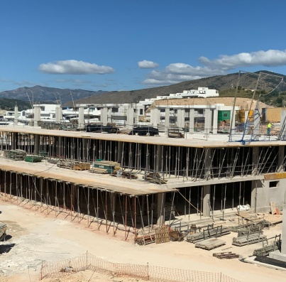 Residencial Zarzuela - Subida a Tentegorra