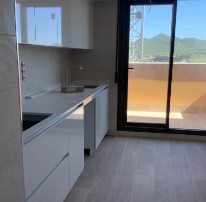 Residencial Atalaya - Ático en Cartagena