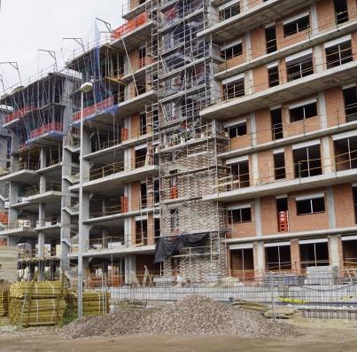 Avance de obras marzo 2020