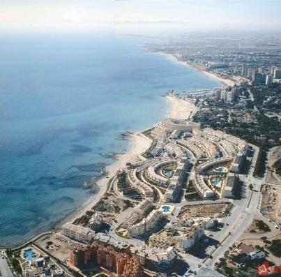 Campoamor, y sus playas