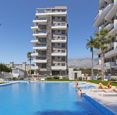 Residencial Jaloque piscina