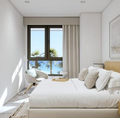 Residencial Jaloque dormitorio