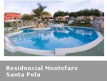 Locales en Santa Pola